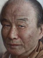 Grandpa-detail by JW-Jeong