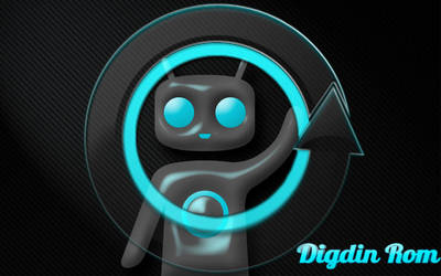 Wallpaper Principal - Digdin Rom by Jonnypaes