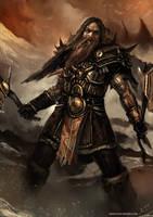 viking by GregTaylorArt