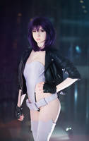 Ghost in the Shell by GrimalkinCosplay