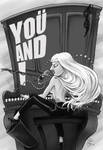 You And I (Jazz Version) by DibuMadHatter