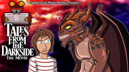 Brandon Tenold - Tales From the Darkside The Movie by earthbaragon