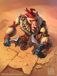 Hearthstone, Rastakhan's Ruble: Bloodsail Howler by Patriartis