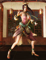 D is for DIAOCHAN by thePWA