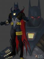BAO Batman Knightfall skin by thePWA