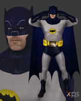 BAO Batman Adam West by thePWA