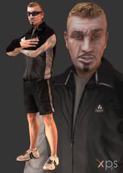 GTAIV - Anthony 'Gay Tony' Prince by thePWA