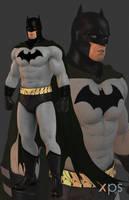 MOD Dick Grayson Batman by thePWA