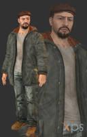 Max Payne 3 - Raul Passos (New York) by thePWA