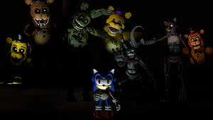 Sonic Haunt by SonicTFMLP123