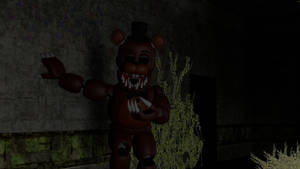 Sinister Freddy by SonicTFMLP123
