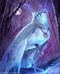 HEX: Silver Talon Adjudicator by Harpiya