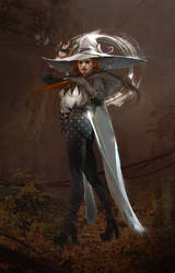 Witch by Harpiya