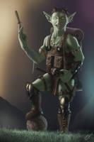 Goblin by kabarsa