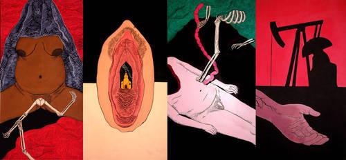 Influit (panels) by EduardoTaborda