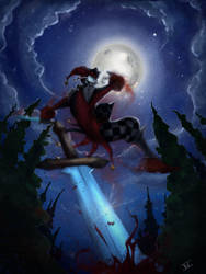 Shaco Two Shiv Poison - League of Legends by IVbenjamin
