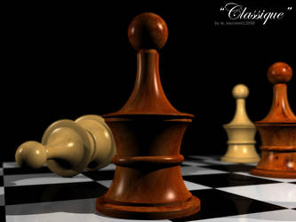 Chess by lasaucisse