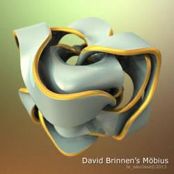 David Brinnen's Mobius by lasaucisse