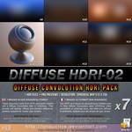 Free HDRI : 030-diffuse-hdri-pack-02 by lasaucisse