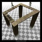 Escher Tribute v2 by lasaucisse
