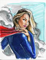 Supergirl by Artfulcurves