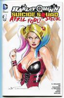 Harley Quinn by Artfulcurves
