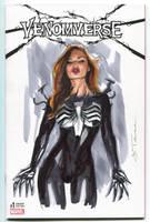 Mary Jane Venom by Artfulcurves