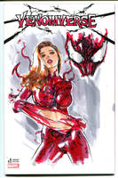Carnage Mary Jane by Artfulcurves