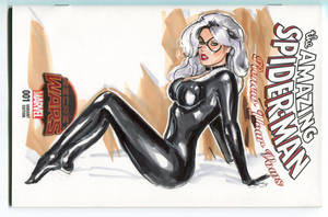 Black Cat by Artfulcurves