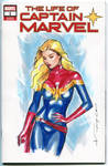 captain marvel by Artfulcurves