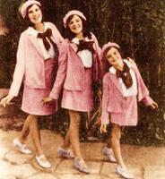 The Gumm sisters by PrincessJennii94