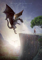Dragon by Mr-Sadat