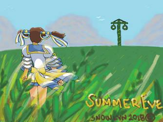 Sailor Midsummer Eve 2018 by Snowlyn