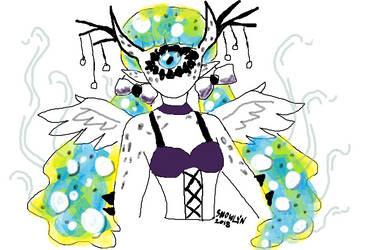 My Toxic Waste Xynthii by Snowlyn