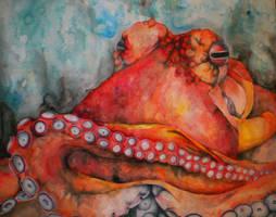 Octopus by DarkConofMan