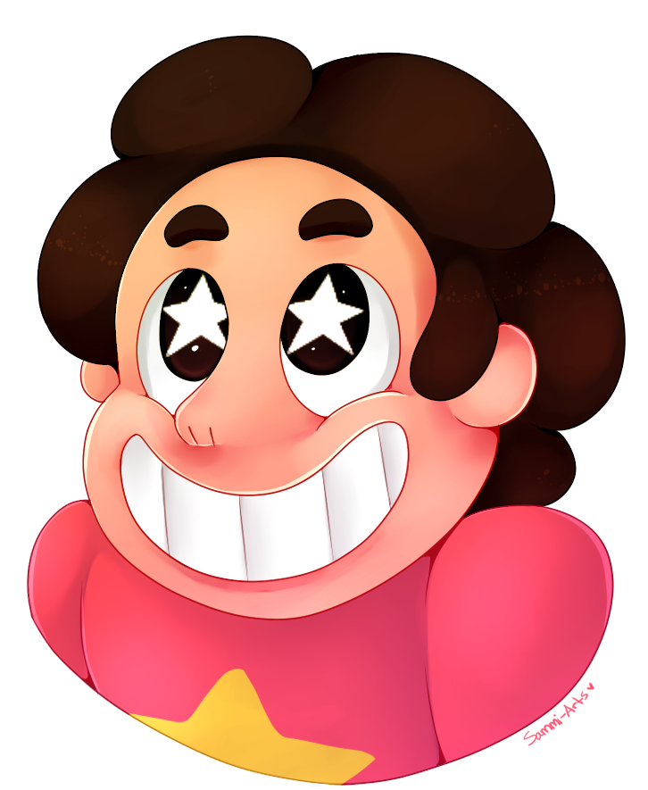 Being meaning to draw Steven lol Other Steven Universe Busts:    Steven - Rebecca Sugar