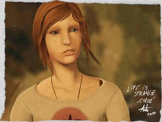 Chloe by MegaDrawer02