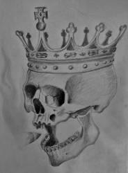 King nothing by MegaDrawer02