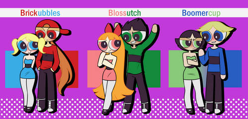 PPG x RRB (Color Crack) by xahCHUx