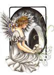 Angel of Death by Maihunaa