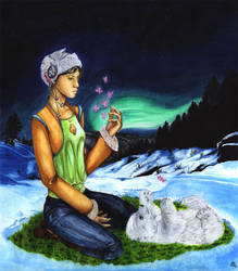 Aurora by Maihunaa