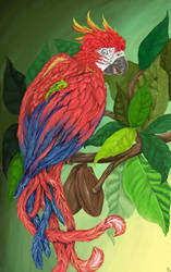 Trade with =Cananga-Odorata, anathol and cacao F. by Maihunaa