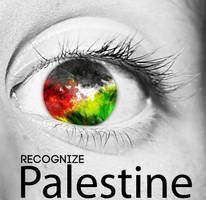 Recognize Palestine by douf