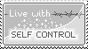 Stamp: Self Control by delusional-dreams