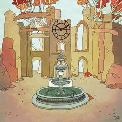The Clocktower by delusional-dreams