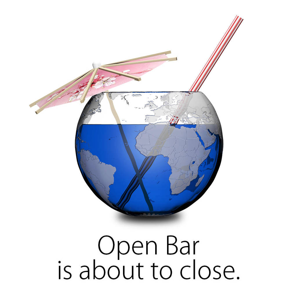 Open Bar is about to close by ransie84