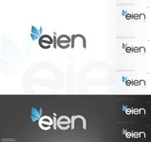 eien logotype by Kujass