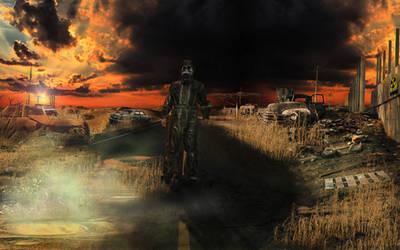 fallout survivor by drzack69