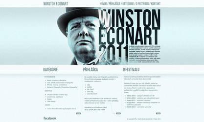 Winston Econ Art website by drzack69