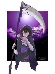 [BSD] Grim Reaper by Ziraruru